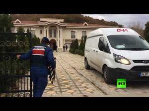 الشرطة التركية تفتش منزل رجل أعمال سعودي بحثا عن جثة خاشقجي