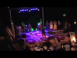 حفل افتتاح مهرجان وليلي بمكناس