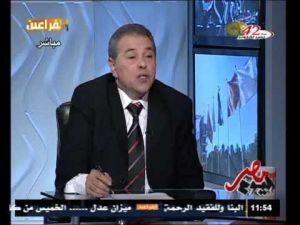 عكاشة : الشعب المغربي لديه شبكة طرق مميزة ومرتبطه بالأقمار الصناعية
