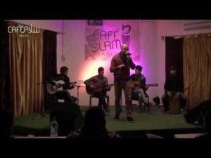 Ayoub Bel - kayen li ybghik -Café Slam MEKNES-