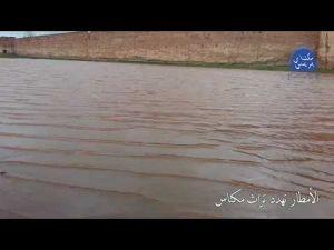الأمطار تفضح هشاشة البنية التحتية بمكناس وتهدد الأسوار التاريخية