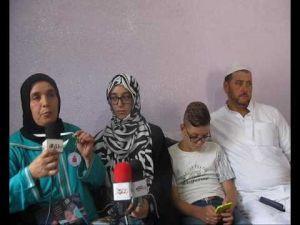 أم أحد ضحايا فاجعة مسبح النادي المكناسي تطالب بمحاسبة المسؤولين