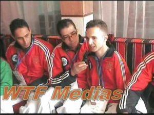 أبطال من مكناس يتوجون في بطولة العالم لرياضة باراتيكواندو
