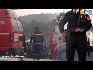 تفاصيل وفاة ضابط شرطة في حادثة سير بفاس