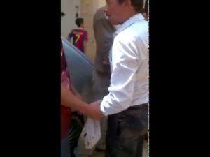 اعتقال نصابين من طرف مواطنين بحي سيدي بوزكري