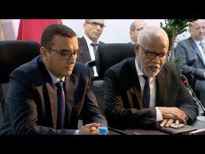 تسليم السلط بين يتيم وأمكراز، وزير الشغل والإدماج المهني الجديد