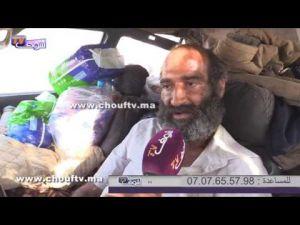 فيديو صادم...مهندس مغربي نابغة قطعوا ليه رجليه ورماوه فغابة بفاس وأصبح متشردا