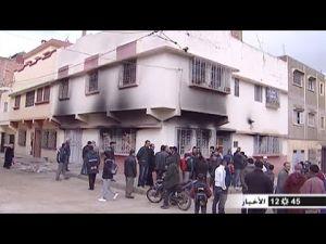 ويسلان : انفجار قنينة غاز يقتل ثلاثة أفراد من عائلة واحدة