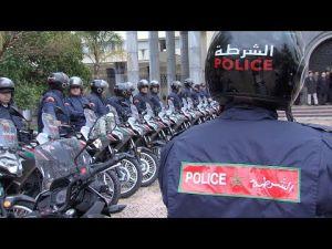مجلس جهة فاس مكناس يوزع 48 دراجة نارية لرجال أمن فاس