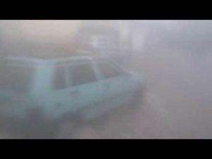 فيديو فيضانات مدينة مكناس