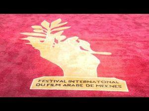 من حفل افتتاح الدورة الأولى لمهرجان مكناس الدولي للسينما العربية