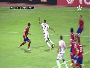 ثنائية الوداد في مرمى الأهلي المصري | دوري أبطال افريقيا 2017