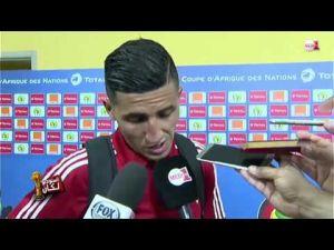 فيصل فجر يفقد الكلمات للتعليق على إقصاء