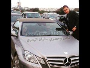 الملك محمد السادس في جولة بكورنيش عين الذياب قرب حديقة سندباد