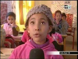 فيديو..الشاربون لتدفئة التلاميذ بمدارس الريش إقليم ميدلت - YouTube