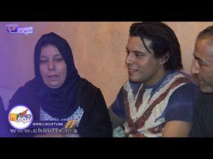 لقاء مؤثر بين الشاب محمد اللي هزات قضيتو المغاربة ووالدته