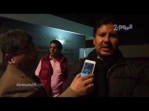 حامي الدين من أمام مقر الفرقة الوطنية: طريقة اعتقال بوعشرين تبعث على الريبة