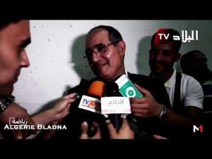 ماذا قال بادو الزاكي للوزير الأول الجزائري عقب التتويج بكأس الجزائر؟