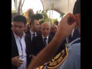 شرطة الأمم المتحدة تمنع أخنوش من ولوج قاعة كوب 22