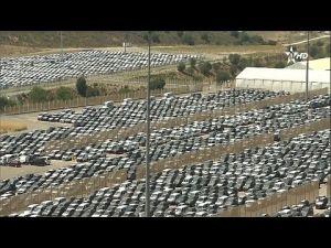 مصنع رونو طنجة يحتفل بانتاج السيارة رقم المليون