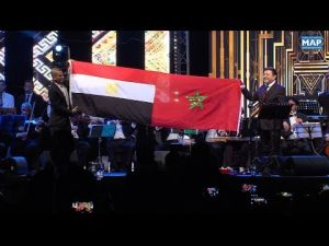 اختتام مهرجان مكناس بحفل ساهر للفنان المصري هاني شاكر