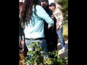 بالفيديو اعتداء مراقبين بشركة سيتي باص مكناس على الطلبة
