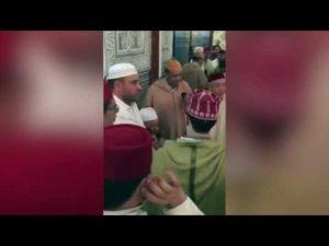 عبد الهادي بلخياط يغني في عرس